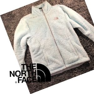 Soft and fuzzy North Face jacket